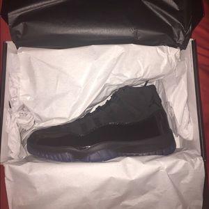 "Air Jordan 11s ""Cap and Gown""  Size 11"